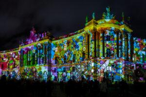 Берлин предстал «в новом свете»