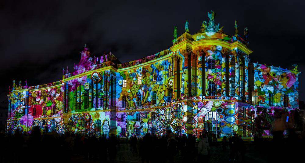 Берлин предстал «в новом свете».Вокруг Света. Украина