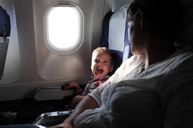 Авиалинии IndiGo Airline оборудуют зоны без детей.Вокруг Света. Украина