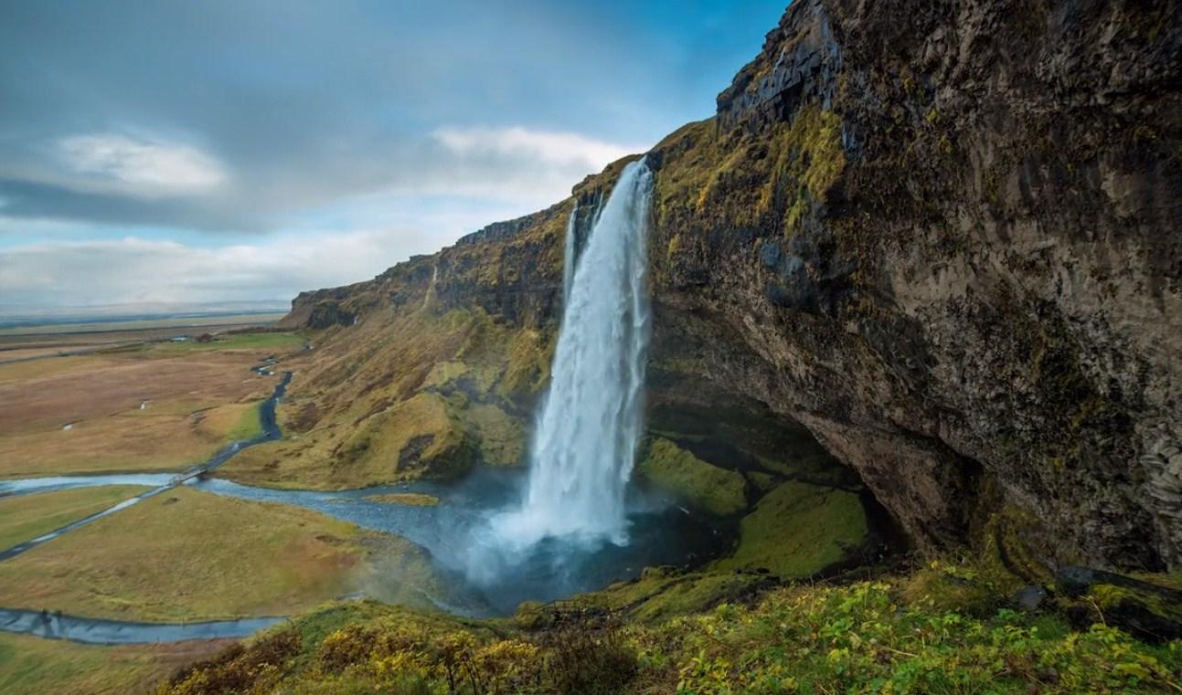 Неземная красота Исландии