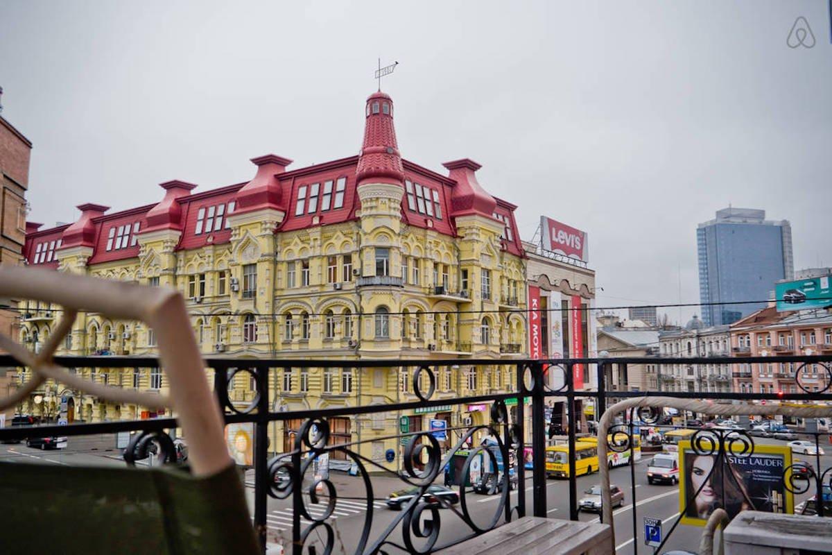 Киев попал в топ-10 городов с самым доступным жильем для туристов.Вокруг Света. Украина