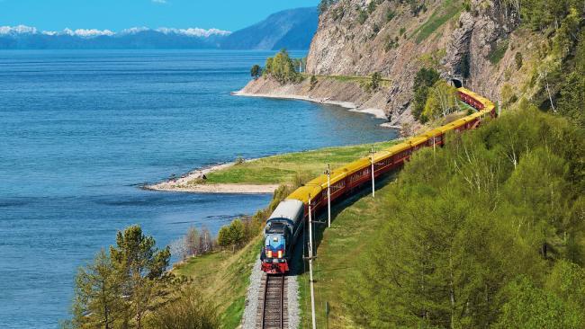 Самой длинной железной дороге в мире – 100 лет.Вокруг Света. Украина