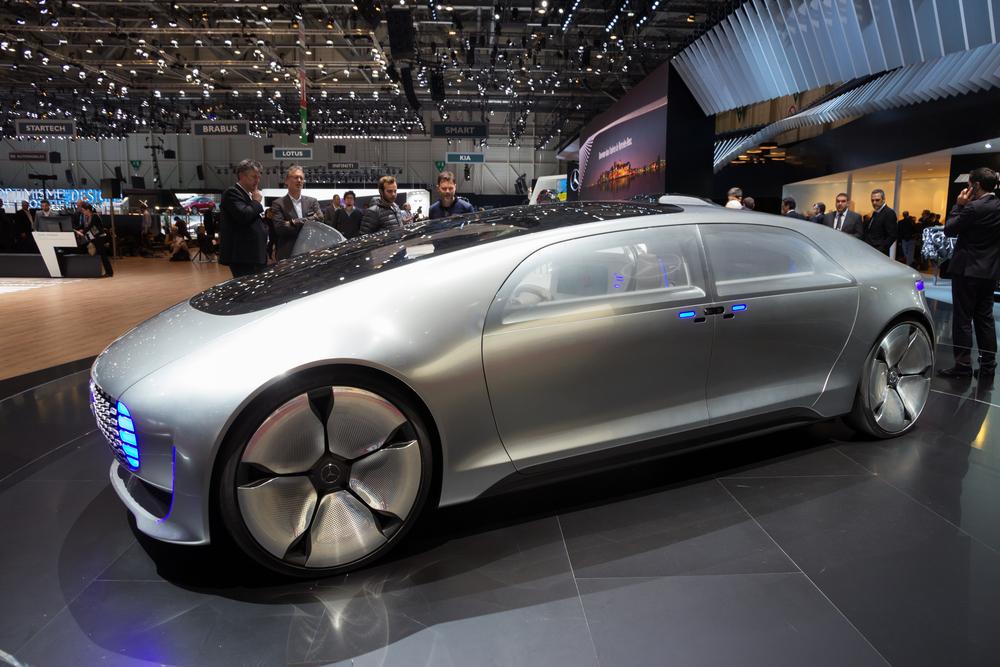 К 2020 на дорогах будет 10 млн самоуправляемых авто.Вокруг Света. Украина