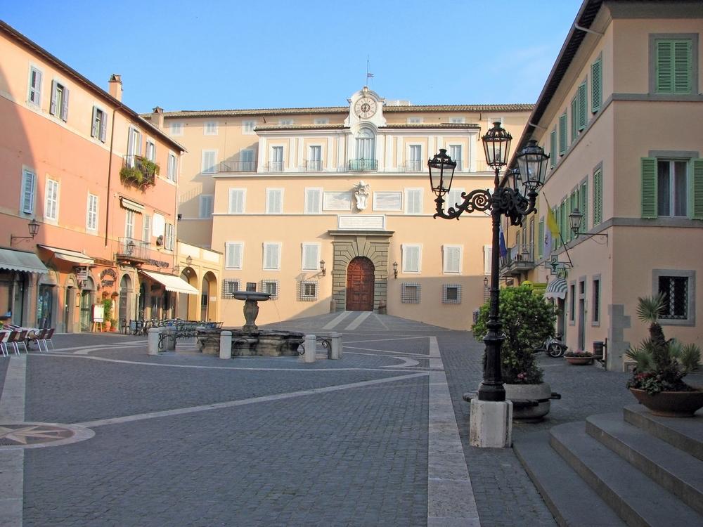 Папские летние апартаменты превратили в музей