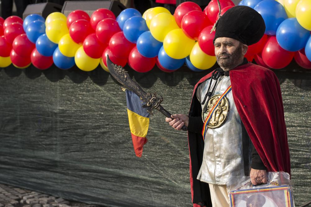 День национального единения в Румынии