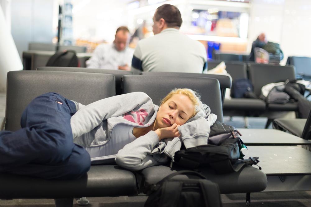 Лучшие и худшие аэропорты для сна.Вокруг Света. Украина