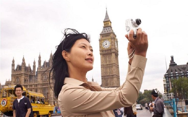 Китайские туристы за пять выходных дней потратили $60 млрд.Вокруг Света. Украина