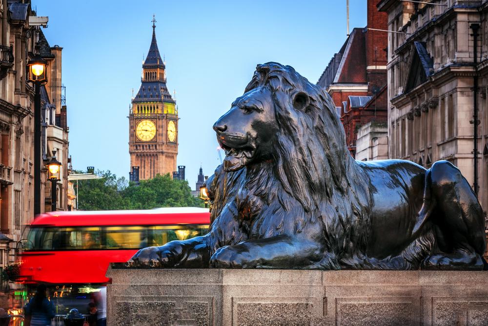 День Трафальгарского сражения в Великобритании