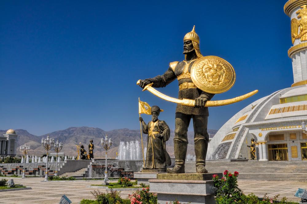 День независимости в Туркменистане