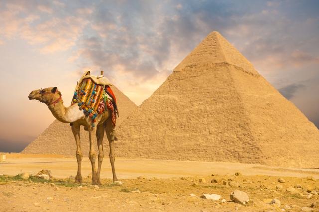 70% отдыхающих в Египте - украинцы