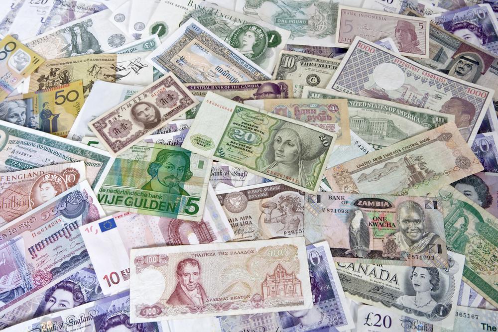Самые красивые банкноты мира.Вокруг Света. Украина