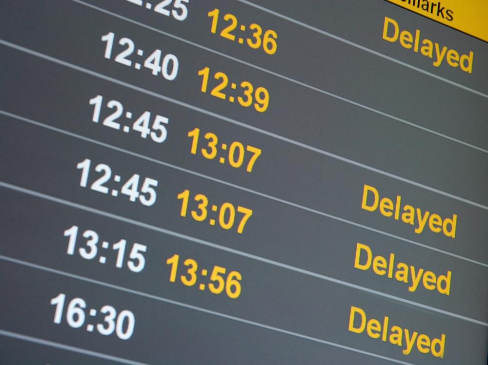Что делать, если ваш рейс задержали или отменили.Вокруг Света. Украина