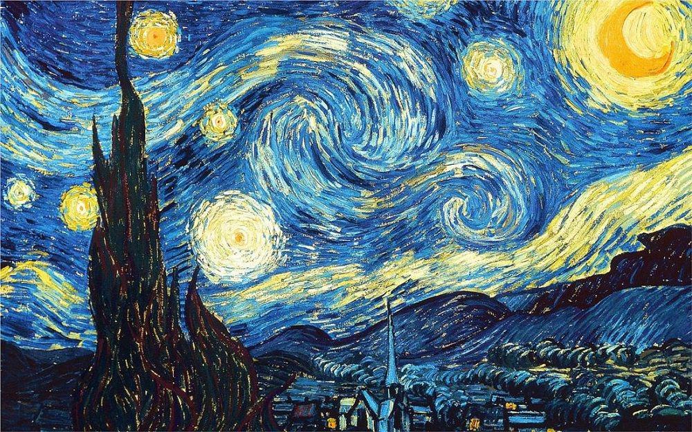 12 украинских художников оживили картины Ван Гога