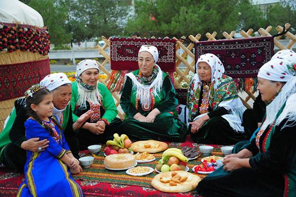 День добрососедства в Туркменистане