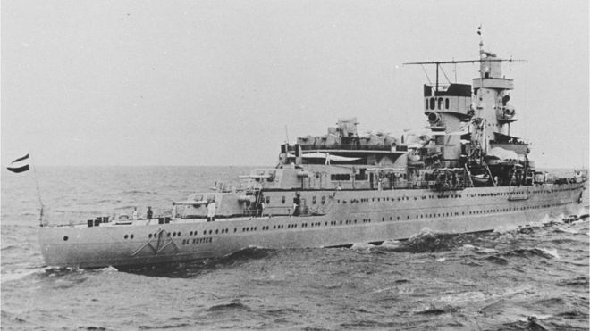 Со дна Яванского моря исчезли затопленные военные корабли.Вокруг Света. Украина