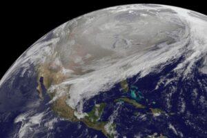 Украина оказалась в эпицентре климатической аномалии