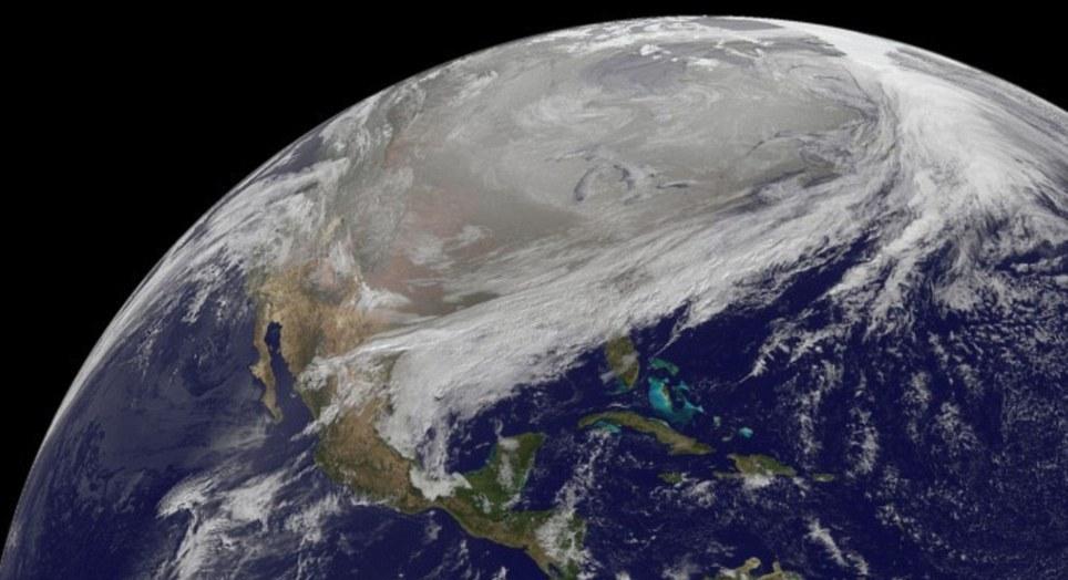 Украина оказалась в эпицентре климатической аномалии.Вокруг Света. Украина