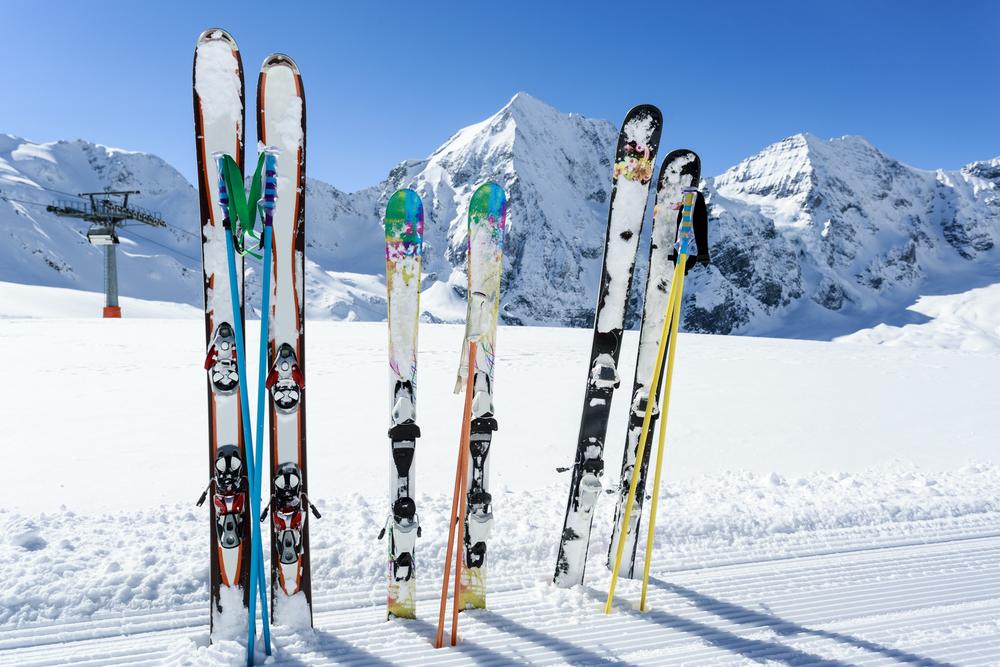 Зачем горнолыжному курорту в Альпах крытый спуск?