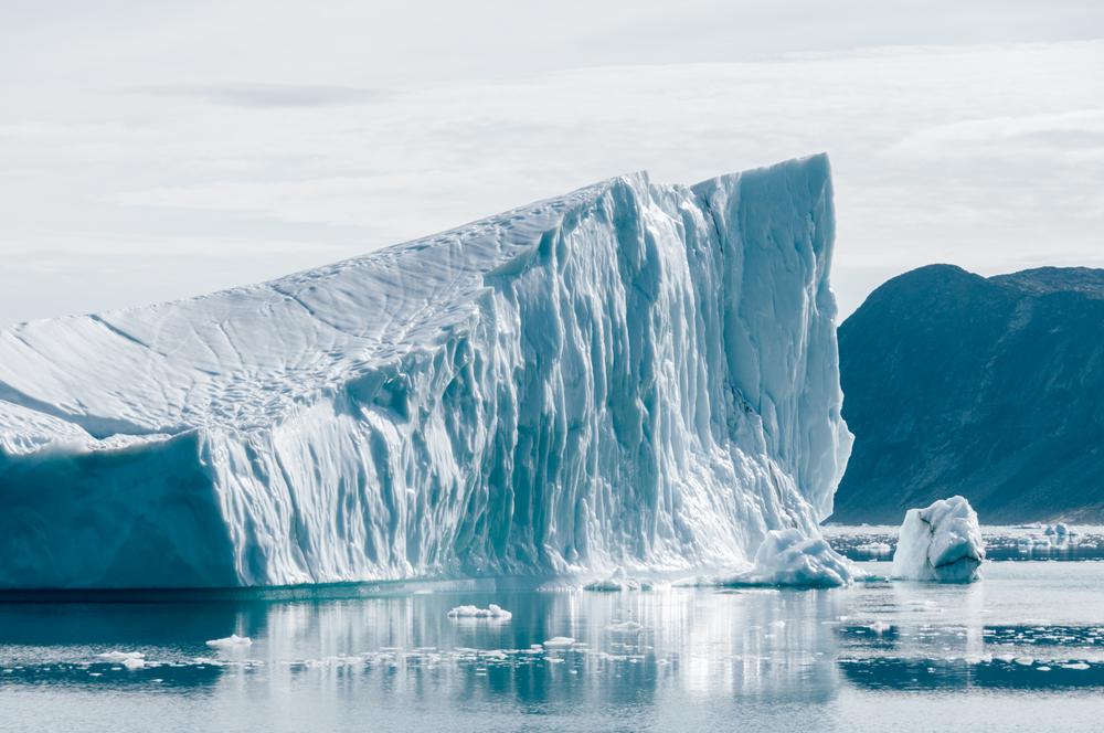 Что происходит с арктическими льдами?