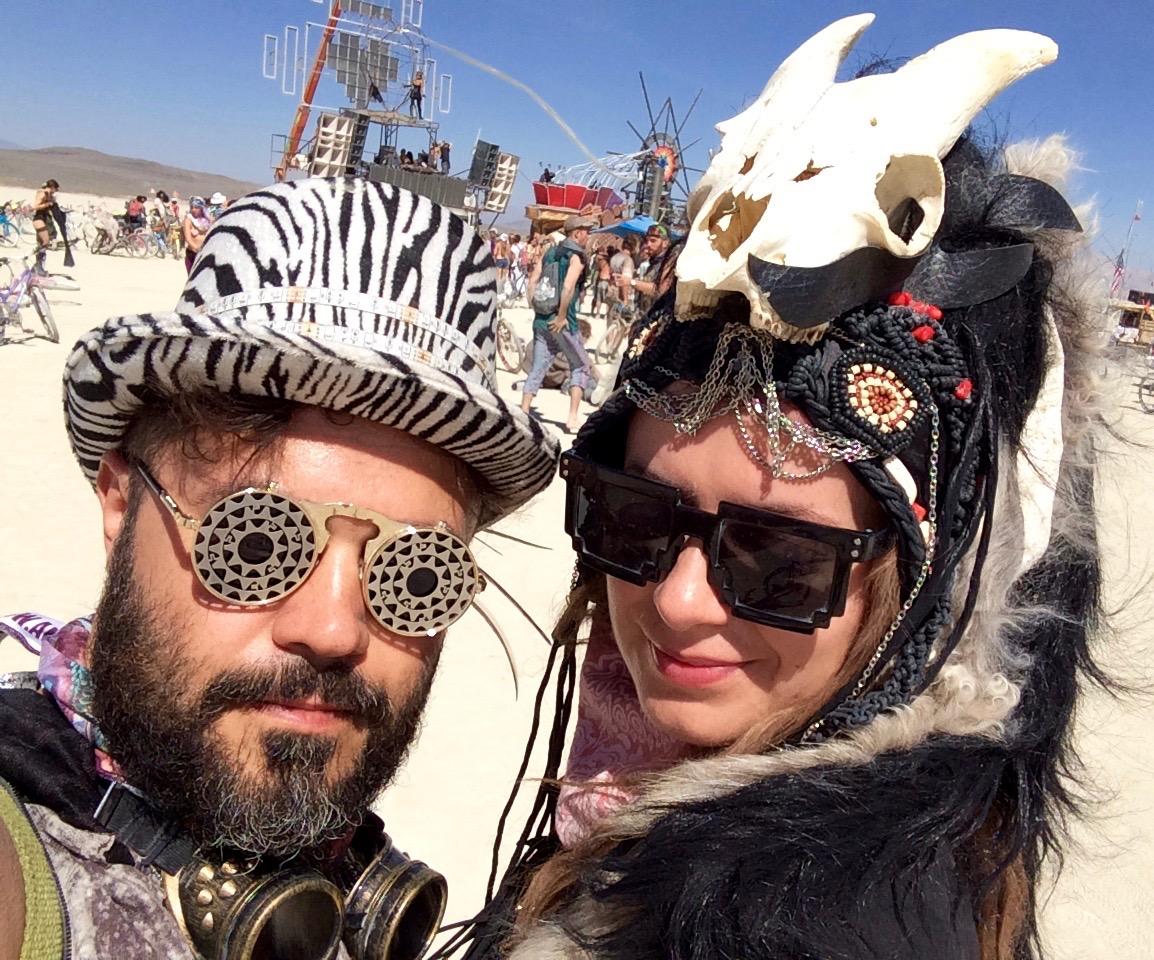 Часть 3: Мой Burning Man.Вокруг Света. Украина