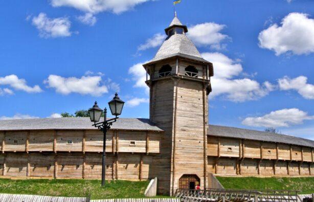 Батурин, Украина