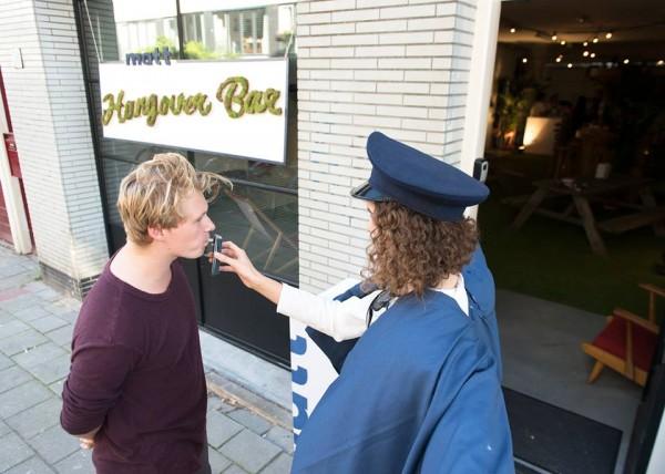 В Амстердаме открылся антипохмельный бар