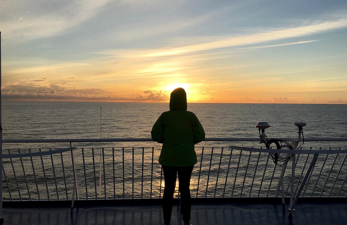 Мама, держи корабль! Или путешествие Дания-Исландия по морю.Вокруг Света. Украина