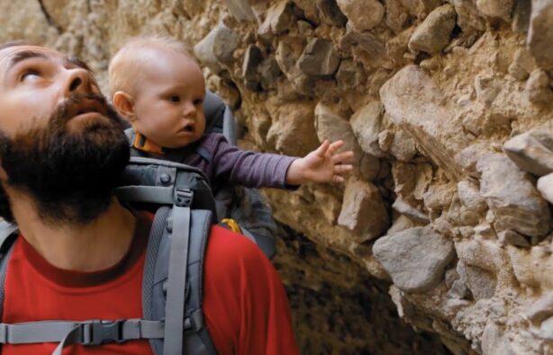 кадр из фильма «По дороге на Восток»