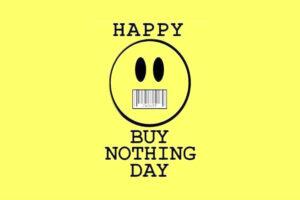 Забудьте про Черную пятницу, отмечайте День без покупок