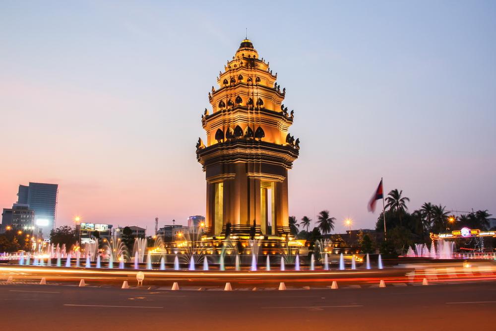 День независимости в Камбодже