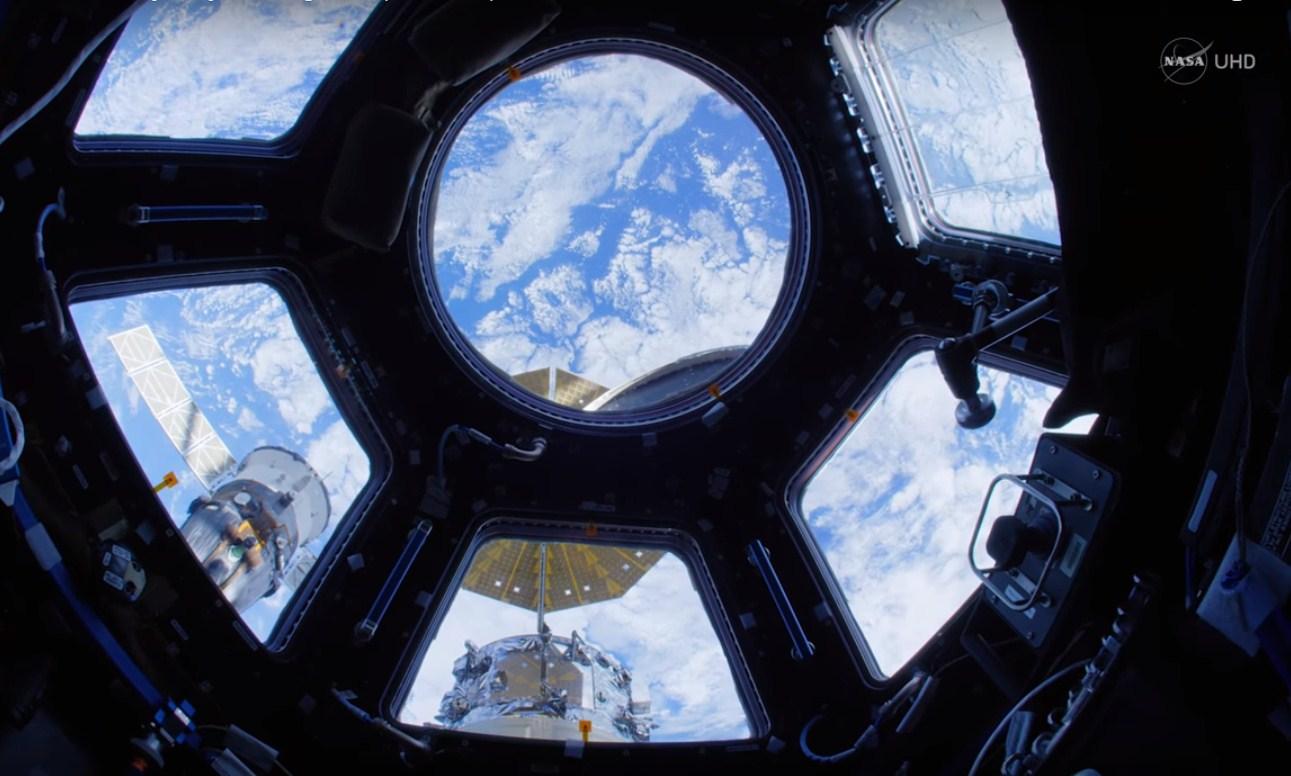 Room tour по космической станции