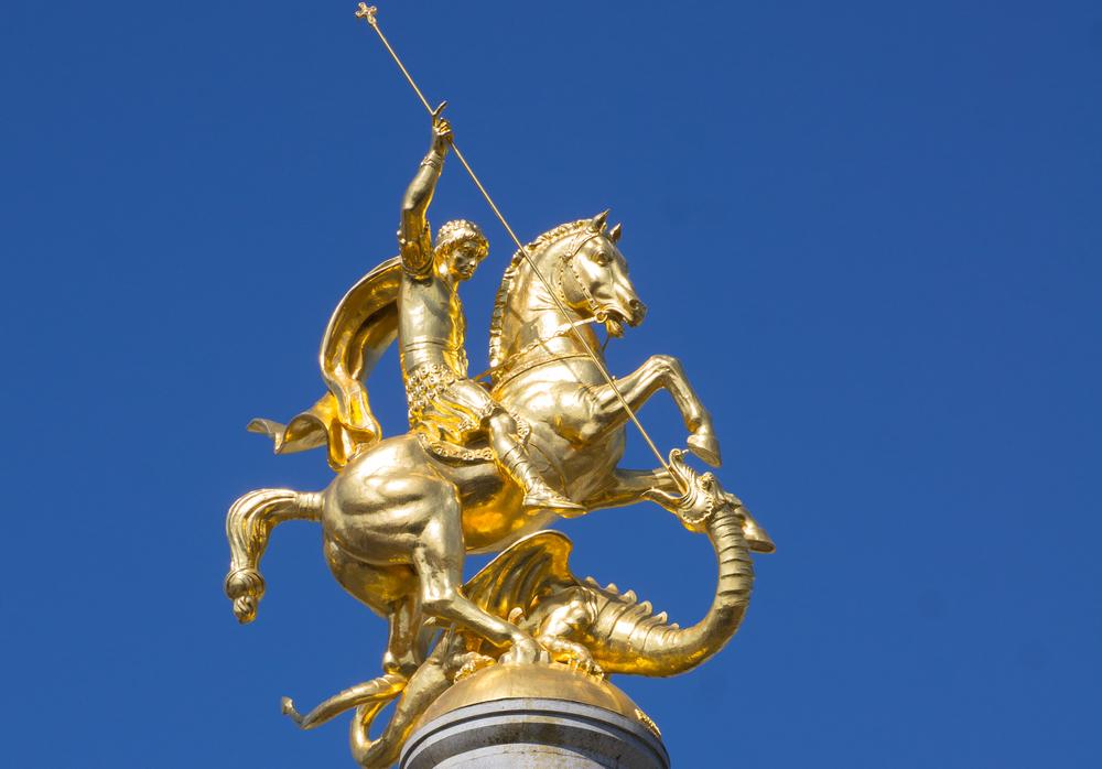 День Святого Георгия в Грузии