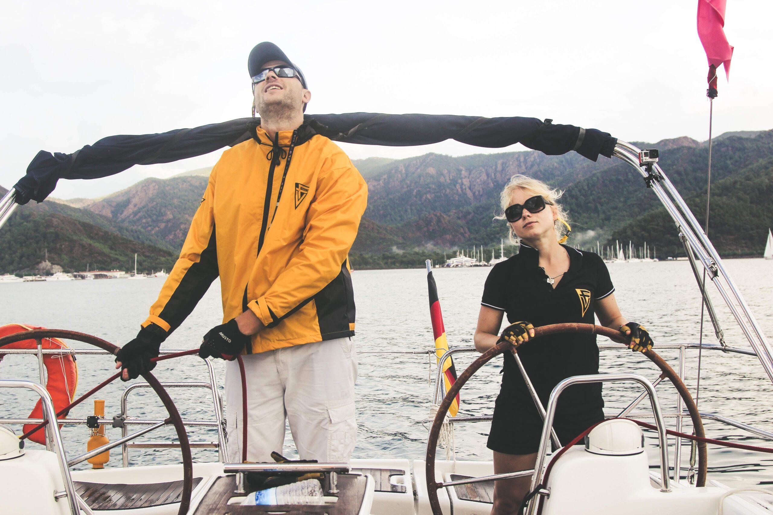 Украинцы присматриваются к яхтингу.Вокруг Света. Украина