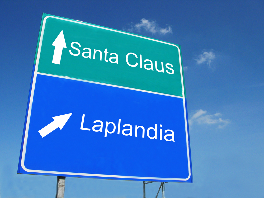 Лапландия готовится к приему гостей на Рождество