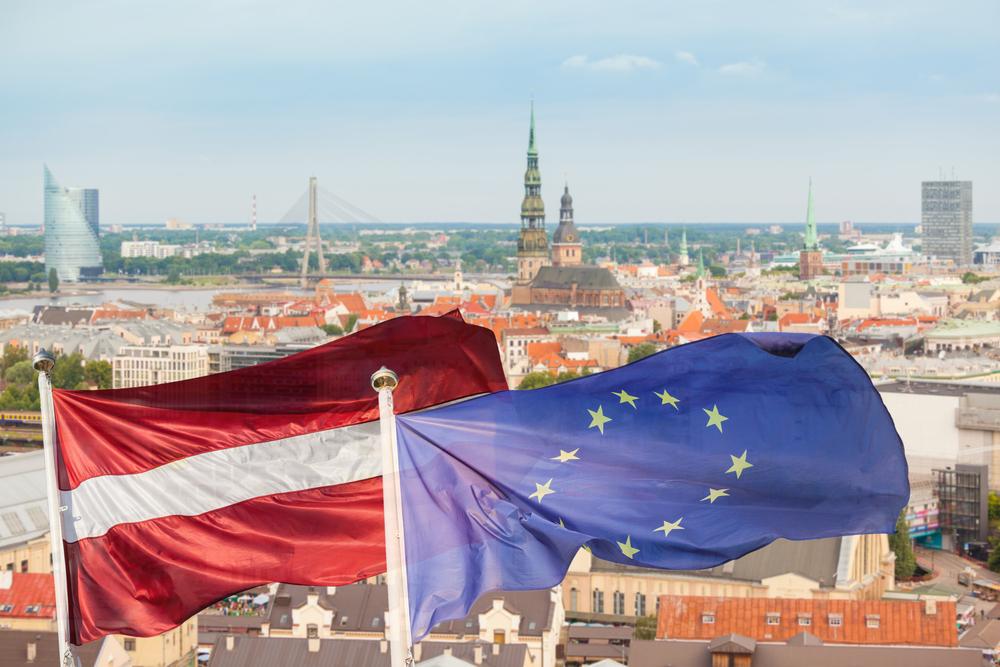 Провозглашение Республики в Латвии