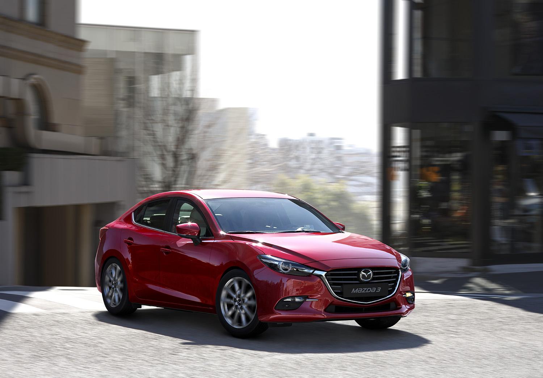 Сразу две модели японского бренда Mazda получили рестайлинг.Вокруг Света. Украина