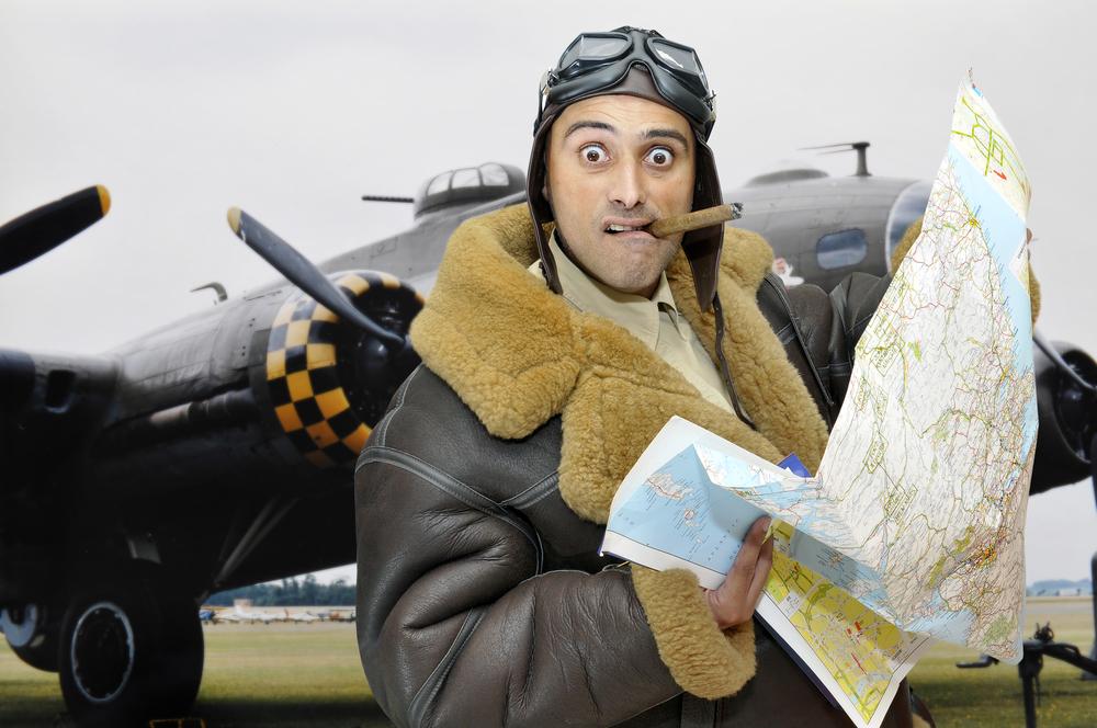 Смешные истории из салона самолета