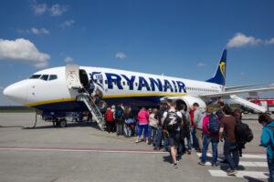 Ryanair планирует запустить бесплатные полеты по Европе
