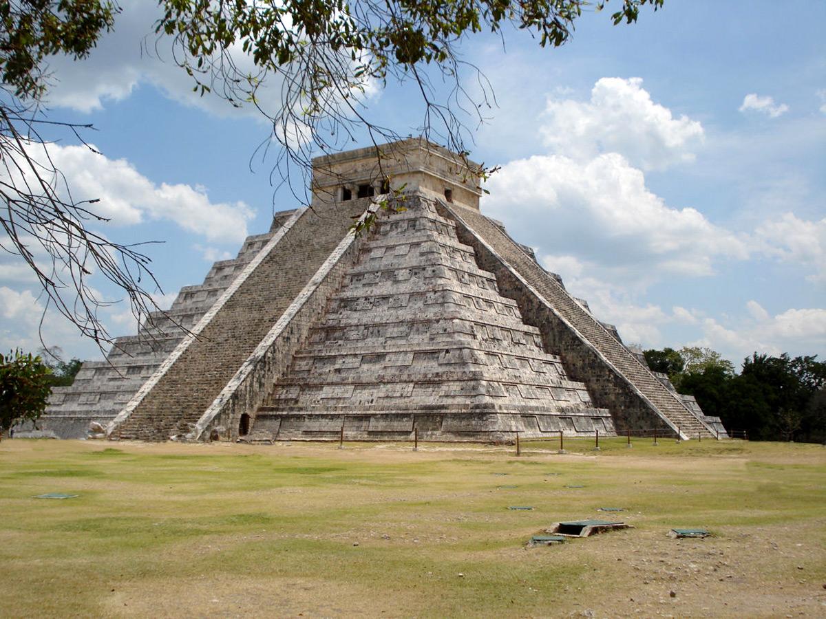 Внутри пирамиды майя обнаружили еще одну пирамиду.Вокруг Света. Украина