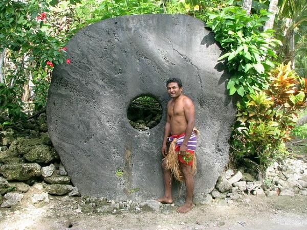 Каменные деньги острова Яп: самая тяжелая валюта в мире.Вокруг Света. Украина