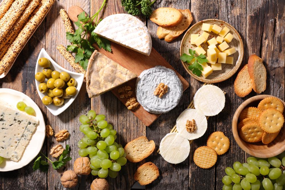 Путешествие по вкусам: европейские сырные традиции.Вокруг Света. Украина