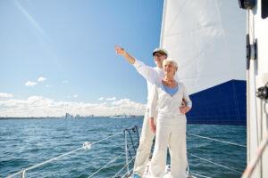 На пенсию в море