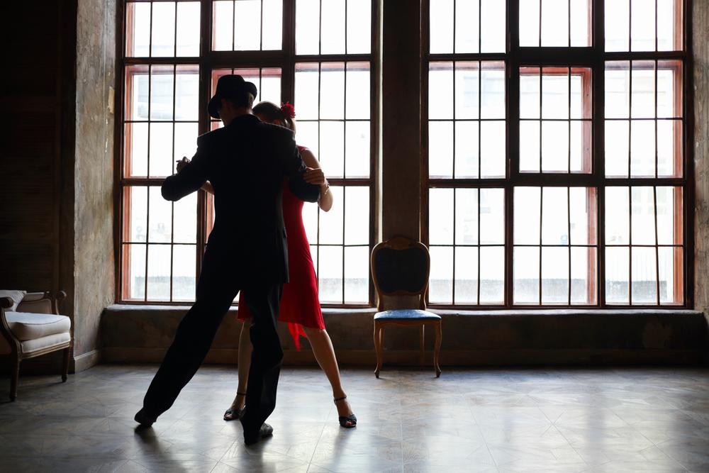 Записки об аргентинском танго.Вокруг Света. Украина
