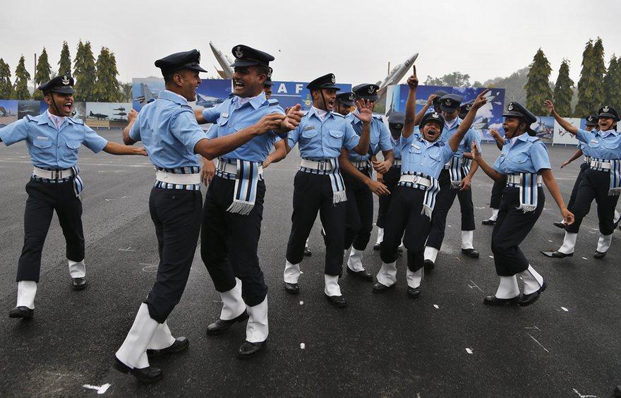 Индийские выпускники