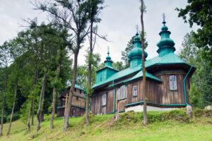 Деревянные церкви Карпатского региона