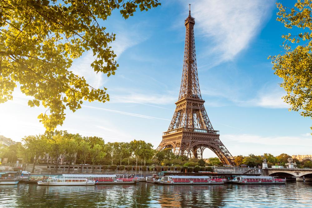 4 другие башни Парижа.Вокруг Света. Украина
