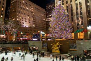 Новогодние елки из разных стран мира