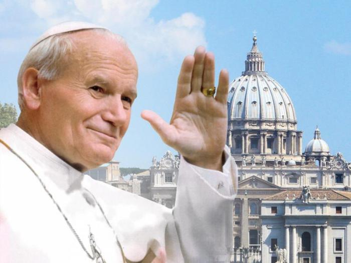 10 заповедей спокойствия Иоанна Павла II.Вокруг Света. Украина