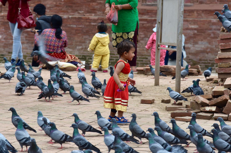 Обаятельный Катманду.Вокруг Света. Украина