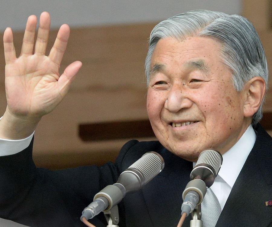 День рождения императора в Японии